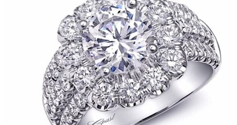 Beautiful Engagement Rings from Coast Collection